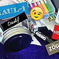 Haul créatif-1: achats chez zôdio et hema! (vidéo)