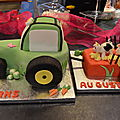 Gâteau d'anniversaire 3 d
