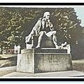 Ribemont - statue de Condorcet