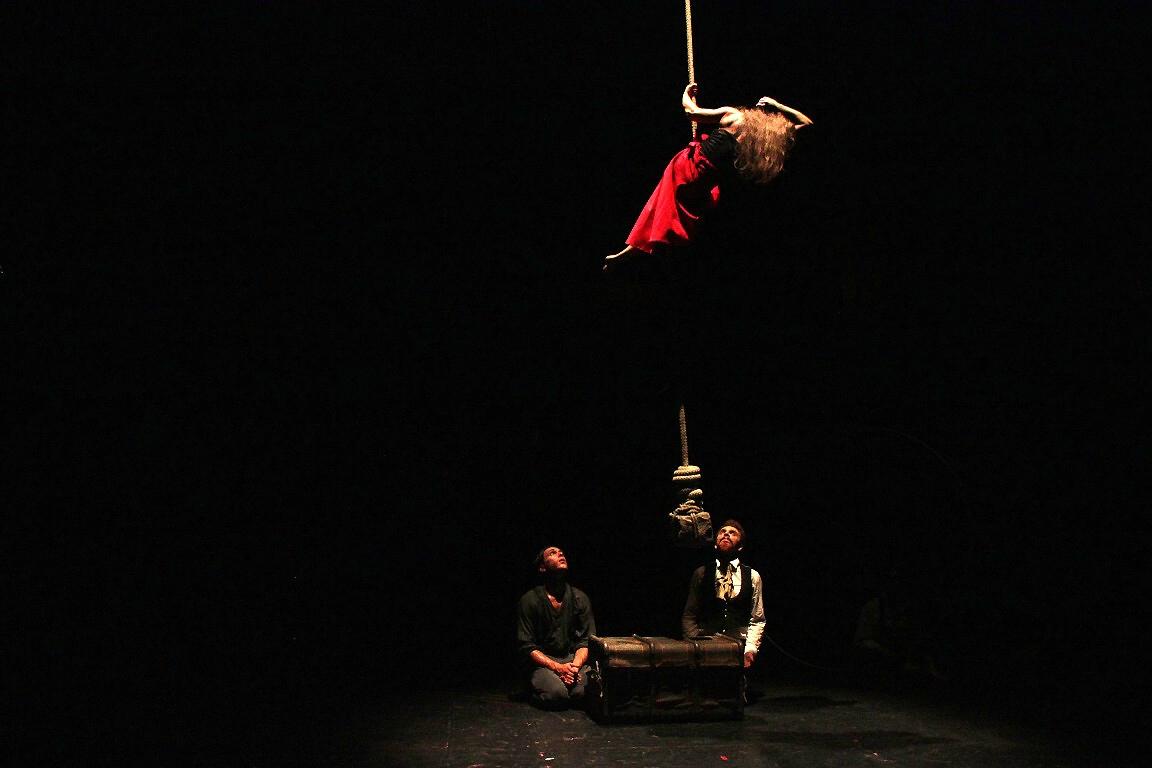 Circo Zoé - Cirque Electrique_5386