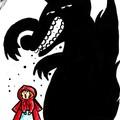Le petit chaperon rouge et le grand méchant loup- par noa