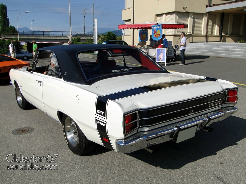 dodge dart gts coupe 1969 02