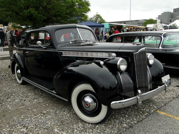 packard 120 2door sedan 1940 a