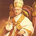 Exorcisme de s.s. le pape leon xiii