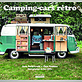 Book & vintage selection ❤ camping-cars rétro