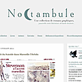 Le site de la collection noctambule