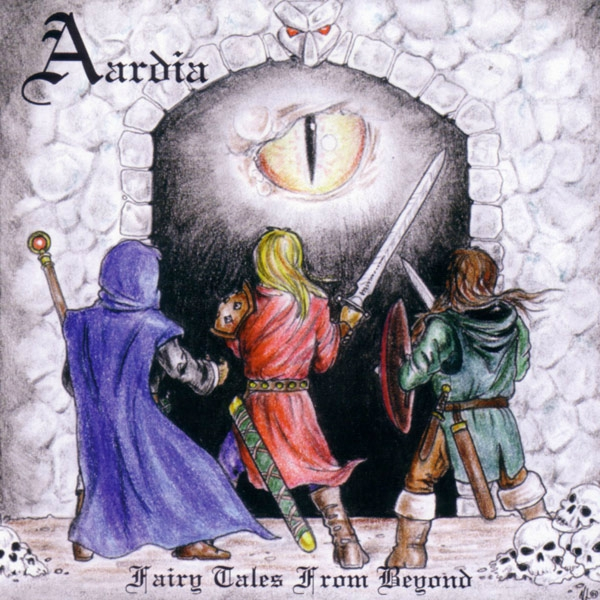 Aardia - 2002 - Fairy Tales From Beyond 1 Front