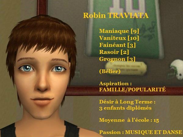Robin TRAVIATA
