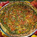tarte aux 3 poivrons2