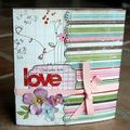 mini album Love two - 25/01/2010