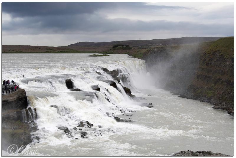 Islande (11) Gullfoss
