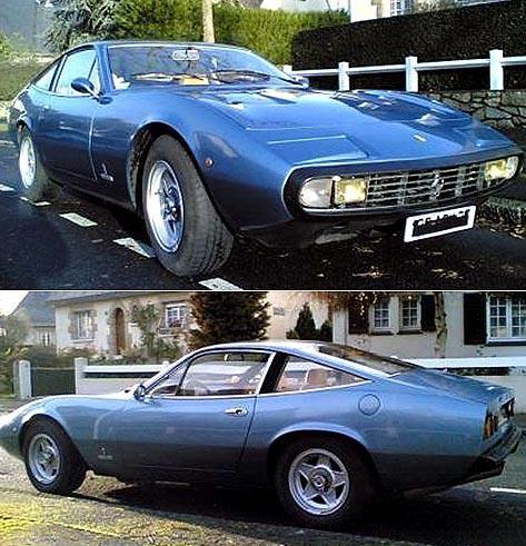 FERRARI - 365 GTC - 4 - 1972