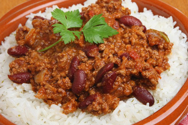 chili-con-carne-léger