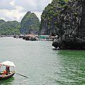 Baie d'halong jour1