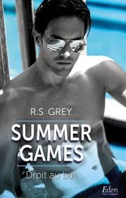 Summer Games (Droit au but) de R.S Grey