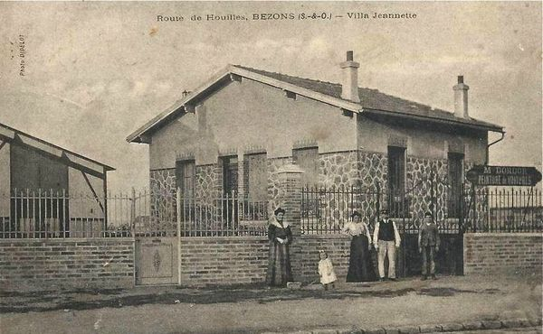 villa Jeannette Bezons
