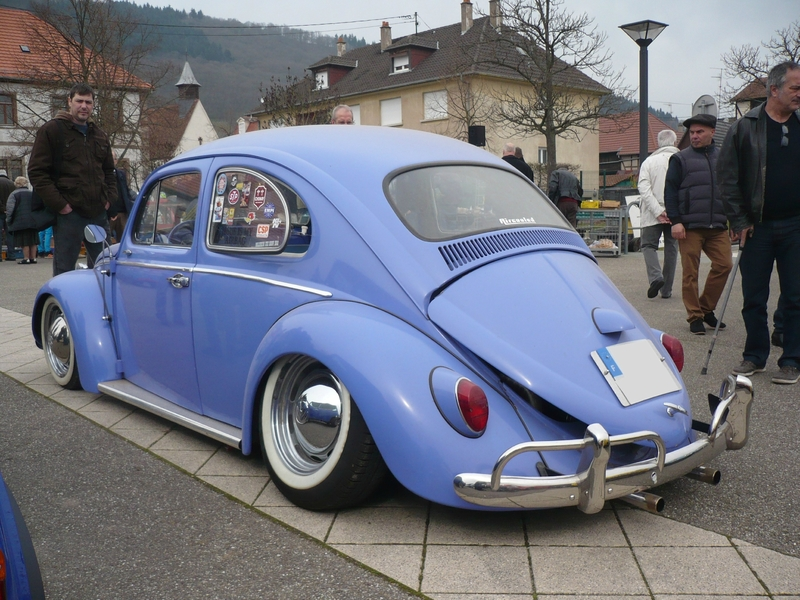 VOLKSWAGEN VW1200 Coccinelle Aircooled Châtenois (2)