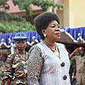 Diaporama : que font les centrafricaines en dehors du 8 mars