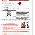 Résultats 1er semestre 2021 - tract national
