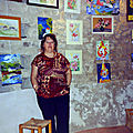 EXPOSITION AU PIGEONNIER - EXHIBITION AT THE PIGEONNIER