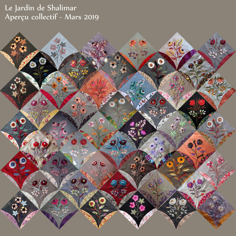 Le Jardin de Shalimar - collectif - mars2019