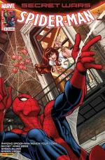 secret wars spiderman 5