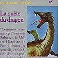 La quête du dragon d'anne mccaffrey