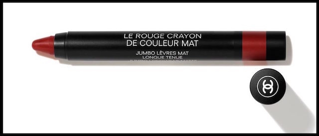 chanel rouge crayon mat 5 impulsion