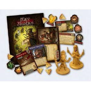 Boutique jeux de société - Pontivy - morbihan - ludis factory - Mice and mystics coeur de glorm