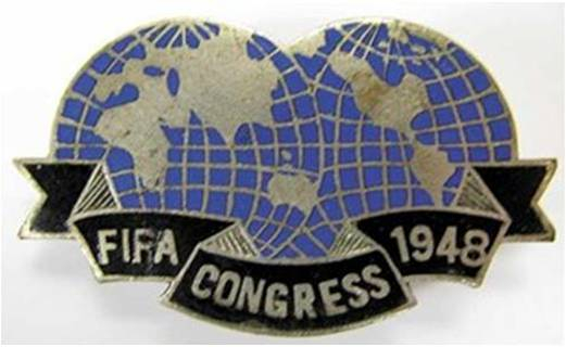Logo FIFA 1948