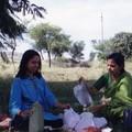 Madame Nirmala Purandare et Maya