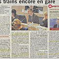 Normandisation des trains intercites: une erreur stratégique?