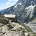 refuge glacier blanc 2010