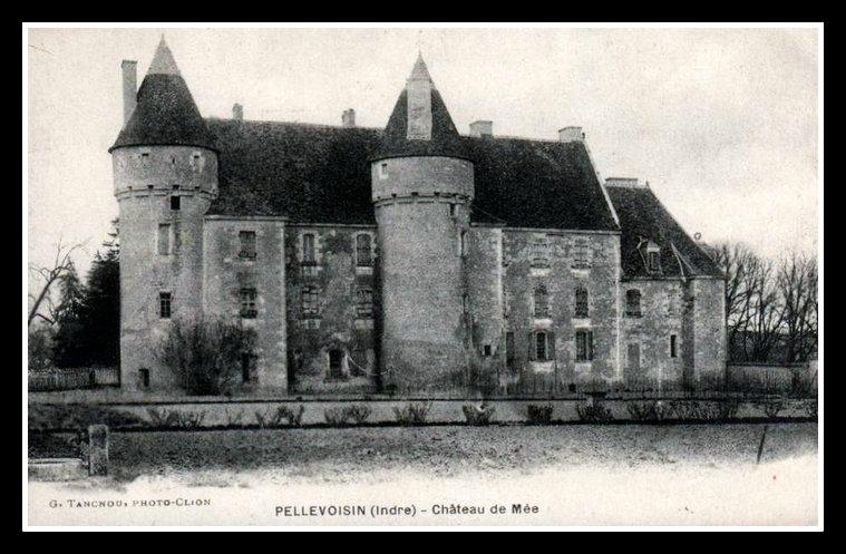 château de Mée