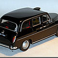 Austin FX4 London Taxi Welly A 2