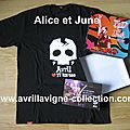 Ice Tea product - Coffret promotionnel avec t-shirt - Chine (2013)