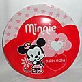 Minnie Mouse Assiette plate (1)