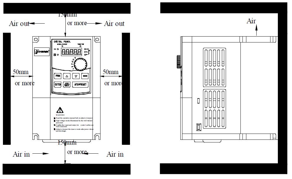 installation d 39 un variateur de fr quence mono tri de type vfr 091 par technic achat le blog de. Black Bedroom Furniture Sets. Home Design Ideas