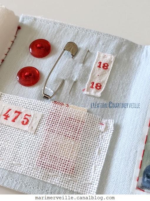 Carnet couture nurses et doctors 3 - création eclusive©marimerveille