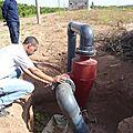 Délégation privée du service de l'eau du périmètre El Guerdane