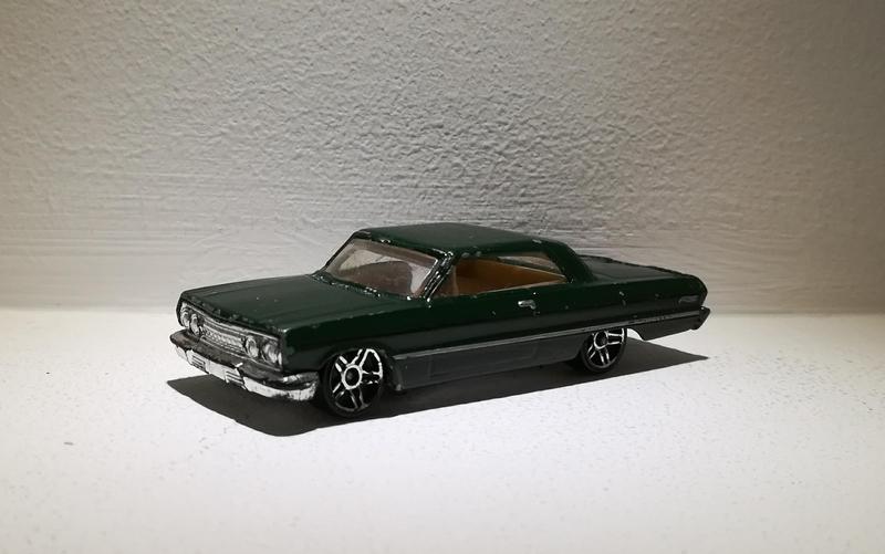 Chevrolet Impala de 1963 (Hotwheels)
