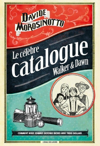 le CÉLÈBRE CATALOGUE WALKER et DAWN