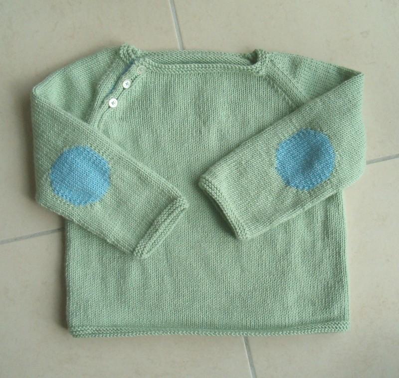 en debbie bliss mint green et baby blue
