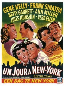 affiche-Un-Jour-a-New-York-On-the-Town-1949-3