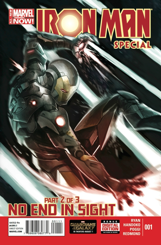 iron man special no end in sight 2