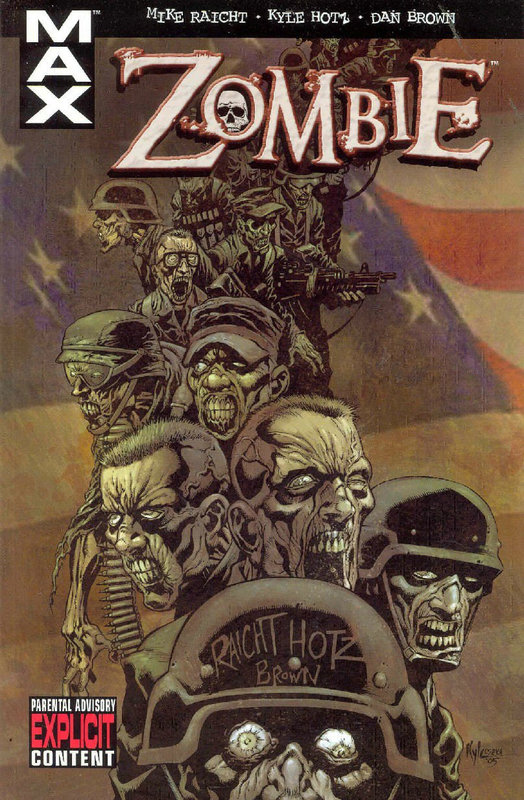 MAX the zombie 01 TPB
