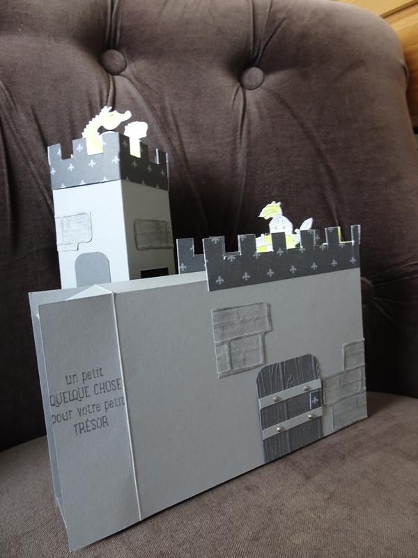 6c Chateau fort