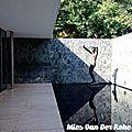 Barcelone #6 - el encants - pavillon mies van der rohe - le cimetière de poblenou