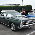 Plymouth sport fury 2door convertible