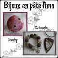 8.Bijoux en pâte Fimo